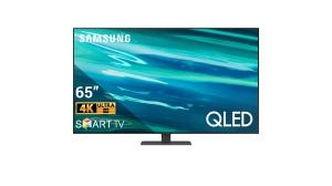 Smart Tivi QLED Samsung 4K 65 inch QA65Q80AAKXXV