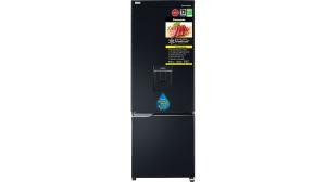 Tủ lạnh AQUA Inverter 350 Lít AQR-B379MA(WGB)