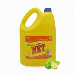 Nước rửa chén Net đậm đặc hương chanh 4kg