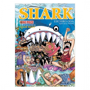 One Piece Color Walk: Shark (Tập 5)