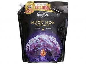 Nước xả vải Comfort 3.2L hương nước hoa Bella