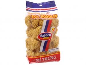 Mì Trứng Safoco Sợi Nhỏ Đặc Biệt - gói 500g