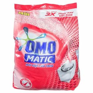 Bột giặt Omo Matic 6kg cửa trên