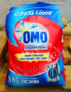 Bột giặt Omo chuyên dụng 9kg (túi)