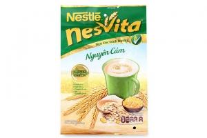 Ngũ cốc dinh dưỡng Nesvita nguyên cám gói 25g (bịch 16 gói)
