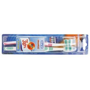 Bàn chải đánh răng Oral-B Classic 40s 2 cây
