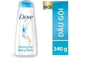 Dầu gội Dove dưỡng tóc bồng bềnh 340g