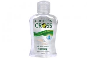 Gel rửa tay Green Cross hương Trà Xanh 100ml