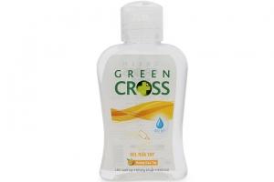 Gel rửa tay Green Cross hương Dưa Táo 100ml