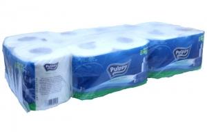 Giấy vệ sinh Pulppy gói 10 cuộn 2 lớp