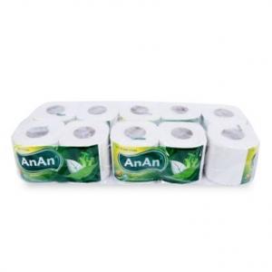 Giấy vệ sinh An An gói 10 cuộn 2 lớp