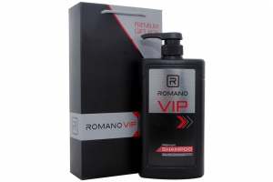 Hộp quà Dầu gội nước hoa cao cấp Romano VIP 650g