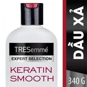 Dầu Xả TRESemmé Keratin Smooth (340g)
