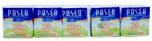 Khăn giấy bỏ túi Paseo gói 10 tờ 2 lớp (10 gói)