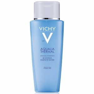 Nước Cân Bằng Dạng Tinh Chất Làm Săn Da, Giải Độc Tố Vichy Aqualia Thermal Boosting Essence Water (200ml)