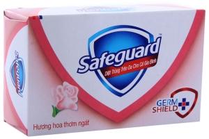 Xà bông cục Safeguard hương Hoa thơm ngát 135g