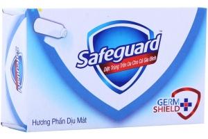 Xà bông cục Safeguard hương Phấn dịu mát 135g