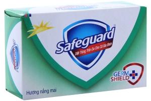 Xà bông cục Safeguard hương Nắng mai 135g