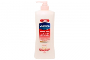 Sữa dưỡng thể Vaseline Perfect 10 trong 1 350ml