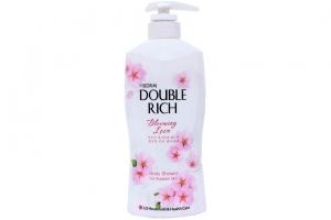 Sữa tắm Double Rich hương hoa Anh Đào 550g