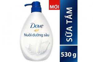 Sữa tắm Dove nuôi dưỡng sâu 530g