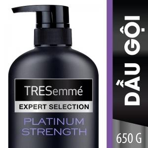 Dầu gội Tresemme Platinum Strength 650g