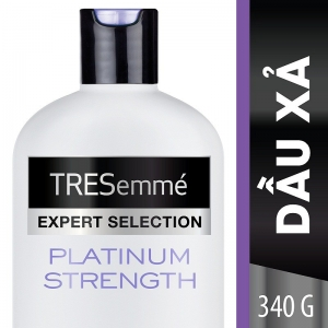 Dầu Xả TRESemmé Platinum Strength (340g)
