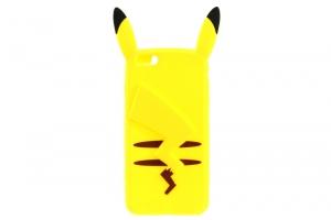 Ốp lưng iPhone 6 Plus- 6s Plus Nhựa hình thú COSANO SR-160619 Pikachu Vàng