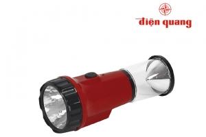 Đèn pin sạc Điện Quang PFL03 R R (đỏ)
