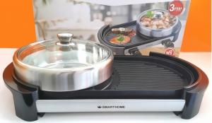 Bếp nướng lẩu điện SmartHome GP2000 (Thái Lan)