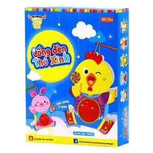 Lồng đèn thú xinh Gà kẹo ngọt KiBu