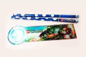 Đồ dùng học tập LEGO Chima 6043200