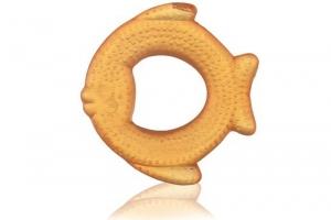 Cắn nướu mềm có nước hình cá kidsme Màu cam 9020 Từ 3M