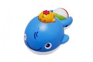 Đồ chơi tắm cá voi xanh Toyroyal