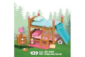 Phòng ngủ của bé LILWOODZEEZ 6169Z