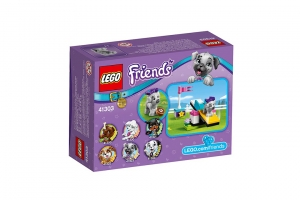 Sân chơi cún cưng LEGO 41303