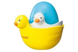 Set đồ chơi tắm đàn Vịt Combi