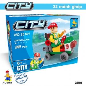 Thành phố hiện đại Ausini 25101