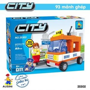 Thành phố hiện đại Ausini 25302