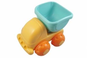 Xe tải Safe & Soft màu cam Toyroyal