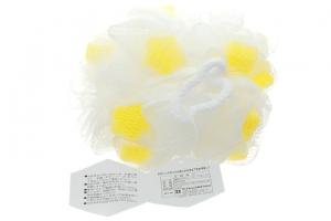 Bông tắm hoa tuyết Aisen BR333