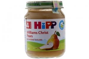 Dinh dưỡng đóng lọ HiPP Lê Williams lọ 125g