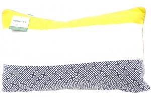 Gối đầu baby viền gân hoa cotton 30x50cm Hometex