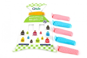 Bộ 5 kẹp túi QLux L364