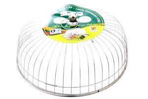 Lồng bàn lưới inox tròn 49cm Tithafac