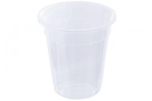 Ly nhựa Hunufa trong 400ml (10 cái)