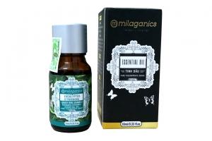 Tinh dầu bạch đàn chanh Milaganics 10ml