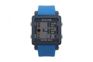 Đồng hồ Sonata Nam 77043PP04