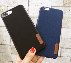 Ốp vải cao cấp cho iPhone 6, iPhone 7
