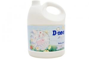 Nước giặt em bé Dnee trắng 3 lít